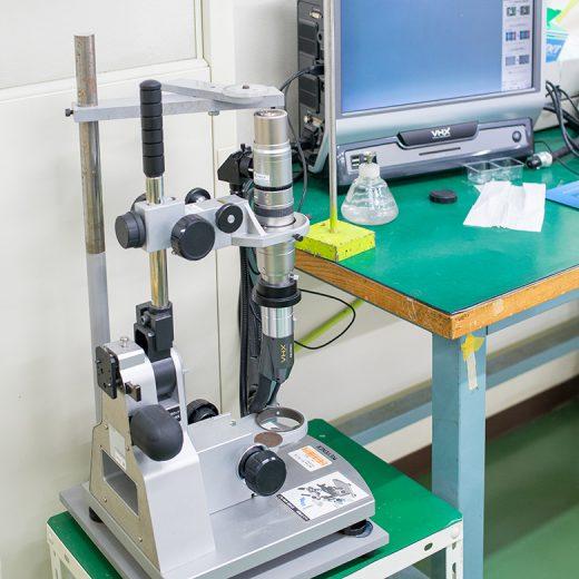 端面検査機
